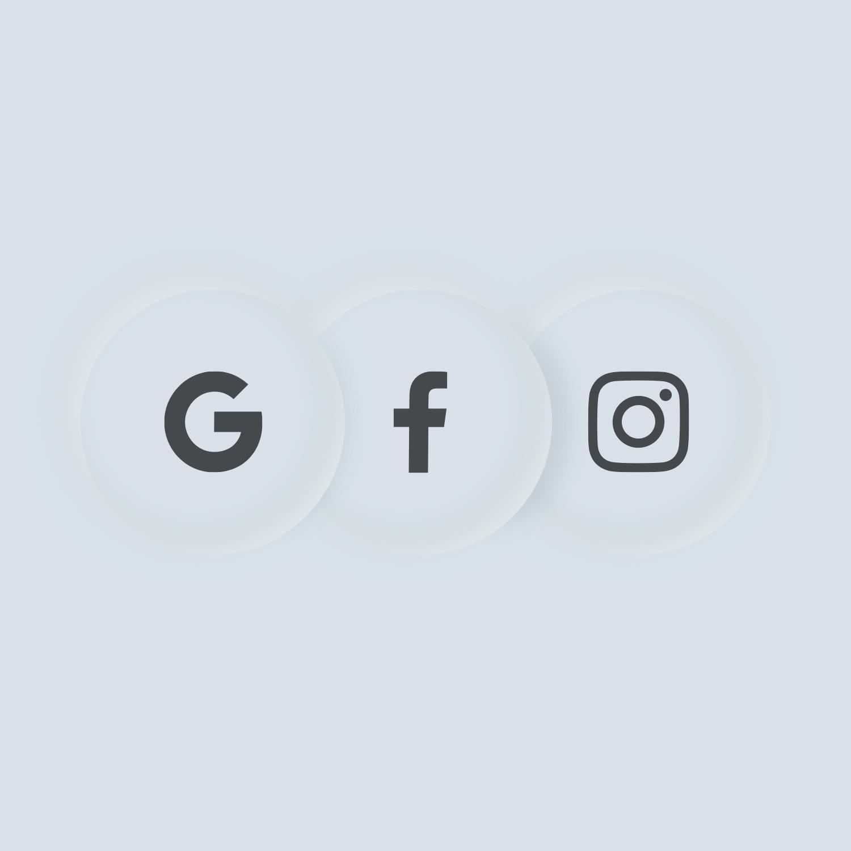 Google - Faceboook - Instagram annoncering