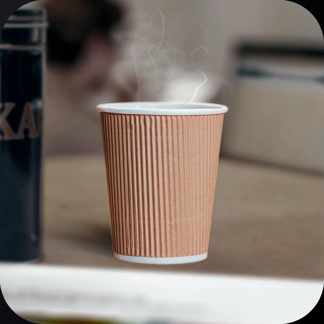 Kontakt Hefa kaffekop